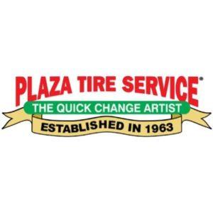 Plaza Tire Logo