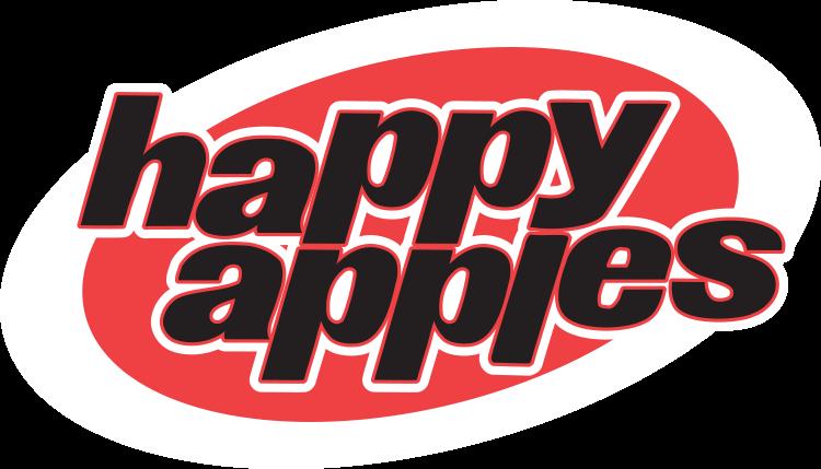 HappyApples-logo-white-bkgd